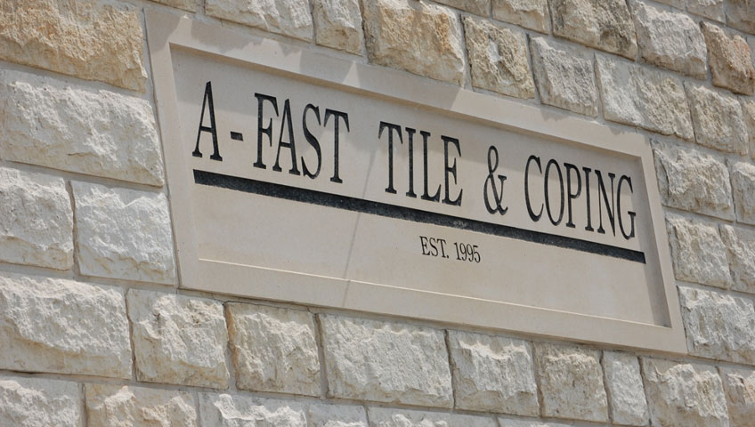 a fast tile & coping building